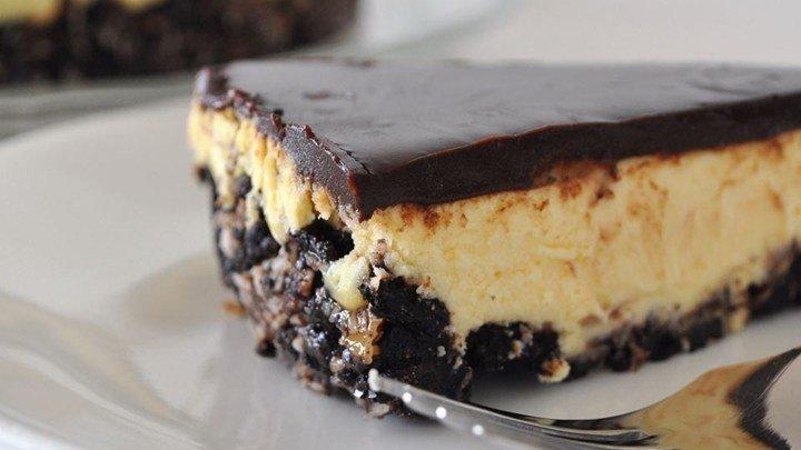 Canada Day Nanaimo Bar Cheesecake download