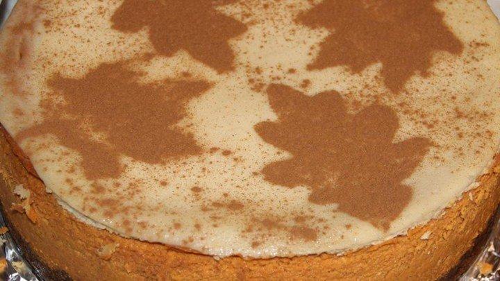 Pumpkin Cheesecake download