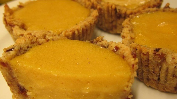 Paleo Lemon Tarts download