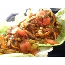 Minced Pork and Watermelon Lettuce Wraps download