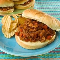 Emily's Famous Sloppy Joes download
