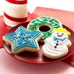 Easy Holiday Cutout Cookies download
