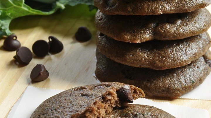 Chocolate Kale Cookies download