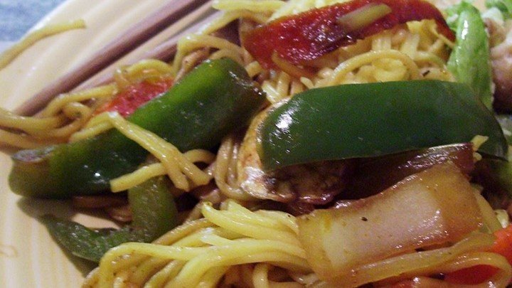Vegetable Lo Mein download