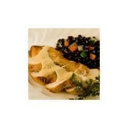 Rover's Chicken with Black Beans and Goat Cheese Sauce download