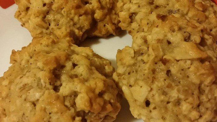 Coconut Oatmeal Cookies II download