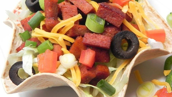 Spam® Tacos