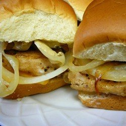 Bar Chicks - Blackened Chicken Sliders download