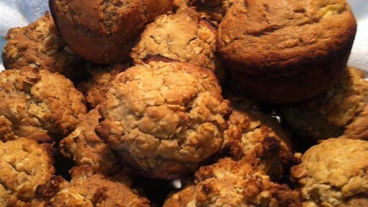 Apple Cinnamon Muffins download