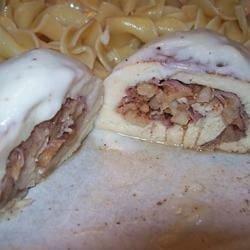 Apple and Prosciutto Stuffed Chicken Breast download