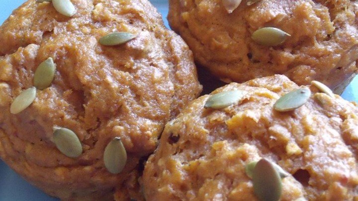 Spiced Pumpkin Molasses Muffins download
