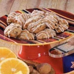 Vanilla-Glazed Apple Cookies download