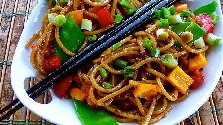 Easy Asian Pasta Salad download