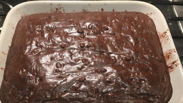 Healthier Best Brownies