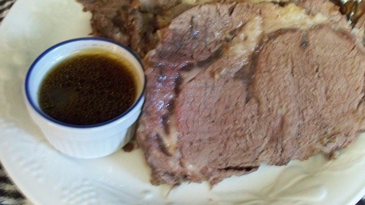 Rubbed Prime Rib with Chili and Mustard download