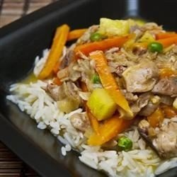 Thai Chicken Curry with Pineapple download