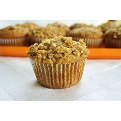 Pumpkin Muffins with Streusel Topping download