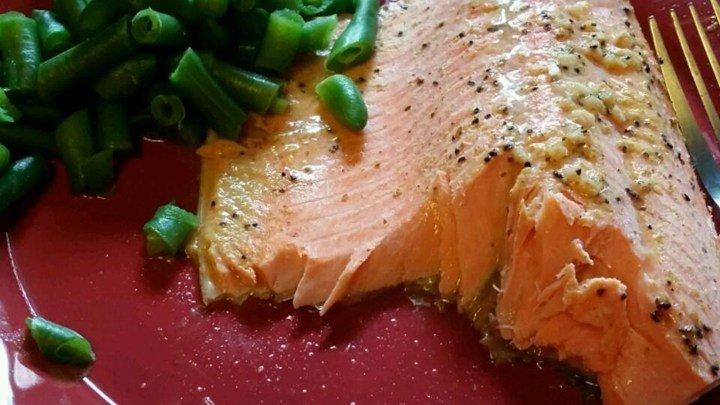 Steelhead Trout Bake with Dijon Mustard download