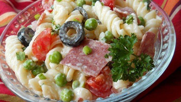 American-Italian Pasta Salad download