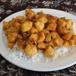 Batata Nu Shak (Potato Curry) download