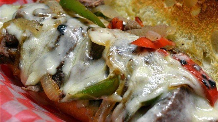 Slow Cooker Philly Steak Sandwich Meat download