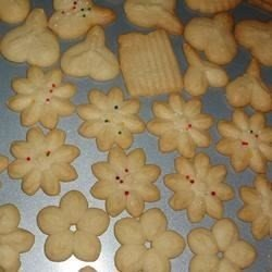 Swedish Ground Almond Spritz Cookies download