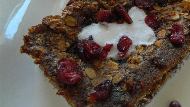 Protein Powerhouse Baked Oatmeal download