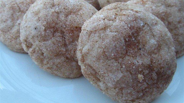 Pumpkin Spice Soft Sugar Cookies download