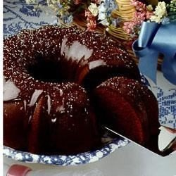 Bittersweet Chocolate Pound Cake download