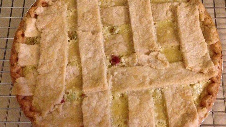 Sour Cream Gooseberry Pie download