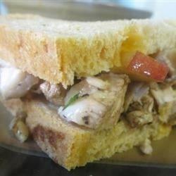 Chicken Salad Balsamic Sandwich download