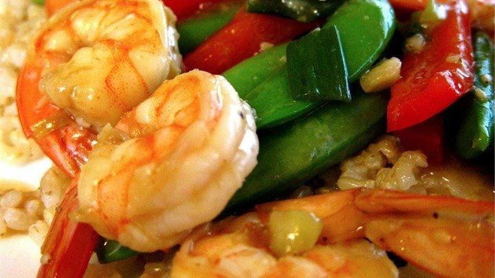 Sesame Shrimp Stir-Fry download