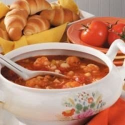 Spicy Seafood Bisque download