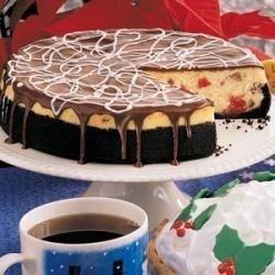 Chocolate Cherry Cheesecake download