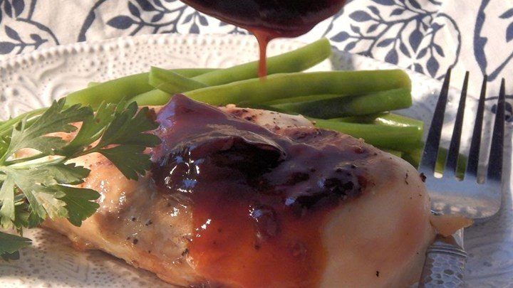 Easy Chipotle Peach Barbeque Sauce