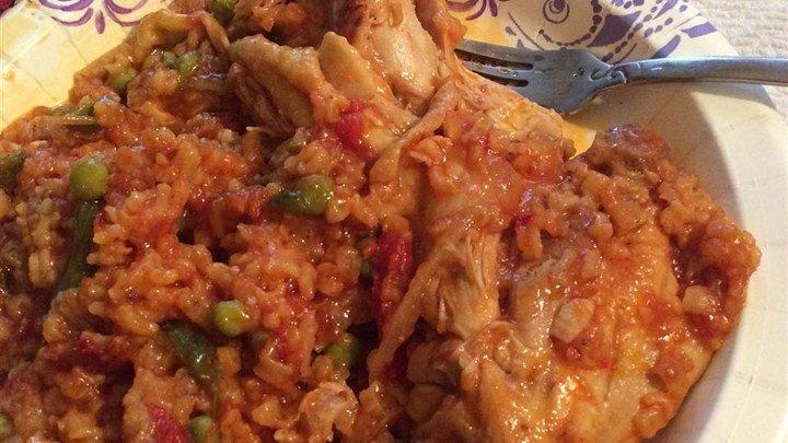 Spanish Rice Chicken II download