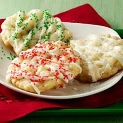 Holiday White Chocolate Macaroon Cookies (Cookie Mix) download