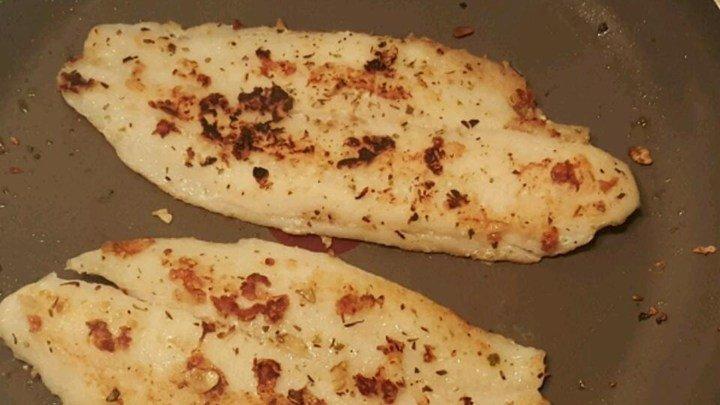 Easy Garlic Swai Fish download