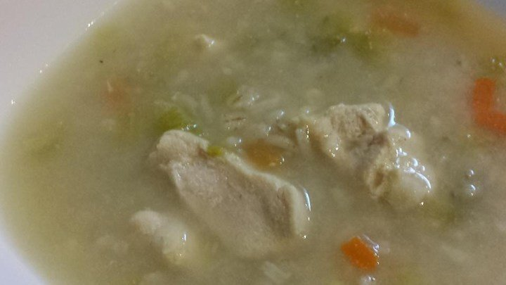 Quick Easy Chicken Barley Soup download