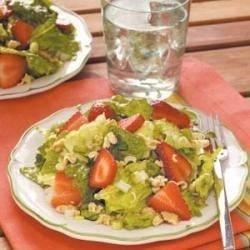 Crunchy Romaine Strawberry Salad download