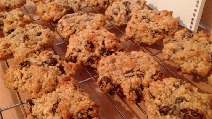 Cran Oat Cookies download