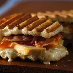 Ranch Chicken and Bacon Panini download
