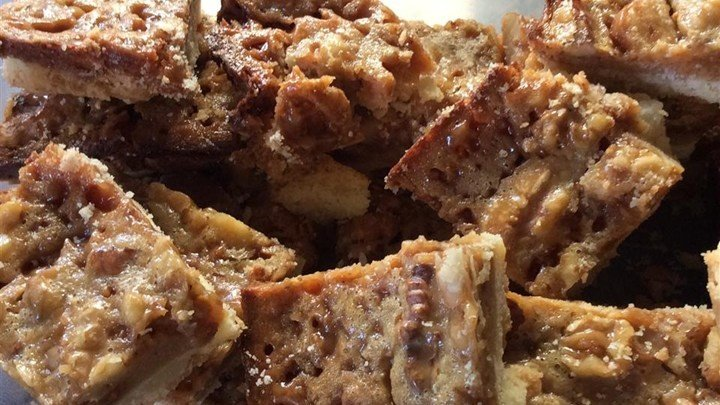 Toffee Cashew Bars download