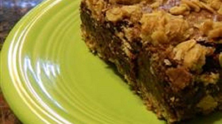 Oatmeal-Crusted Brownies download