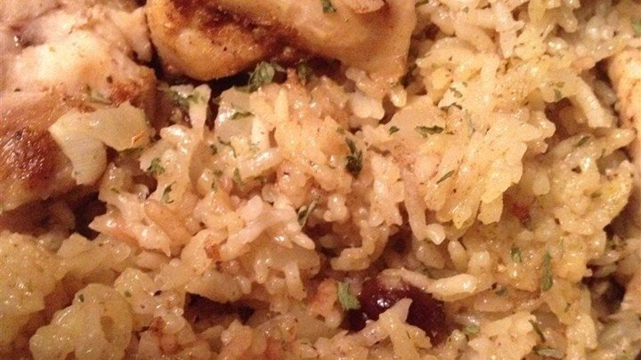 Bombay Chicken and Rice