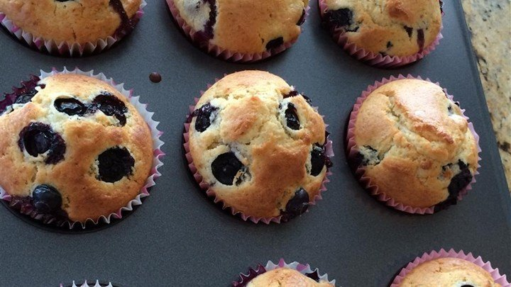 Awesome Blueberry Muffins download