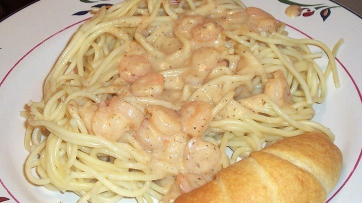 Creamy Cajun Shrimp Pasta download