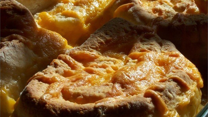 Tuna Cheese Whirl Casserole