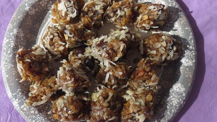 Cherry-Date Skillet Cookies