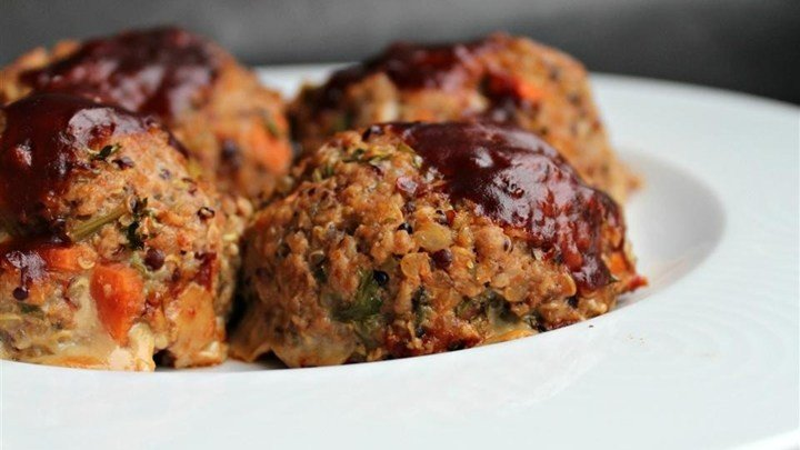 Turkey and Quinoa Meatballs